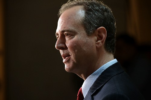 Representative Adam Schiff called for Facebook to testify before Congress on Russian online interference