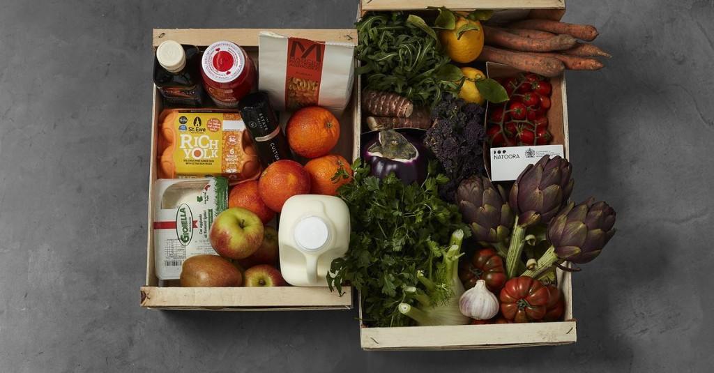 Suddenly Without Restaurants, London's Most Celebrated Produce Finds a New Home