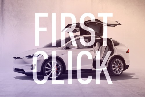 First Click: Cars are the new gadgets