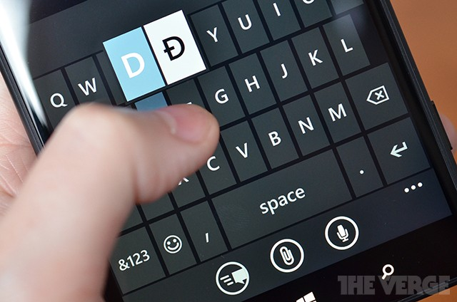 Microsoft is bringing its excellent Windows Phone keyboard to iOS