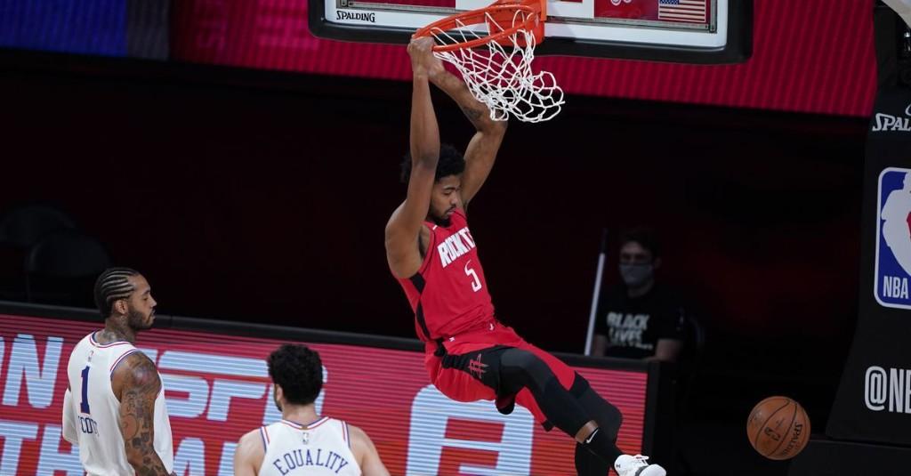 Rockets 2020 Player Recaps: Bruno Caboclo