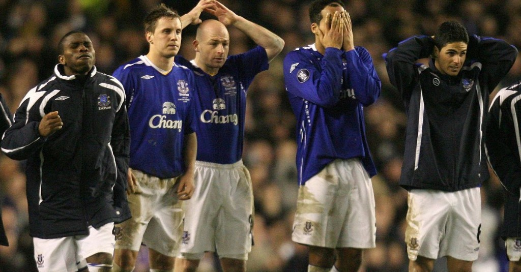 Everton moments that made you cry - Fiorentina (H), 2008