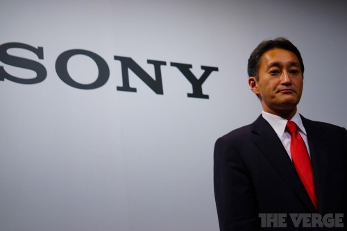 Sony smartphones struggle as sensors and PS4 software soar