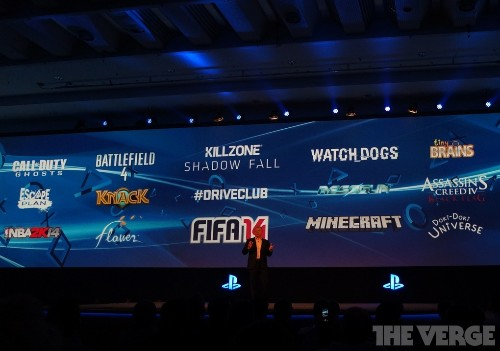 PlayStation 4 will have 33 games by the end of the year