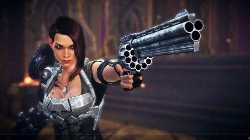 Duke Nukem successor Bombshell delayed on PC to early 2016