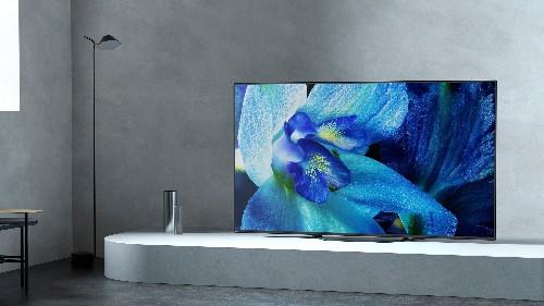 Sony's new 4K OLED TVs start at $2,499.99