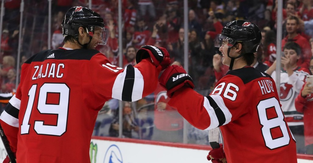 The Travis Zajac Problem and the Future of the Devils Checking Line