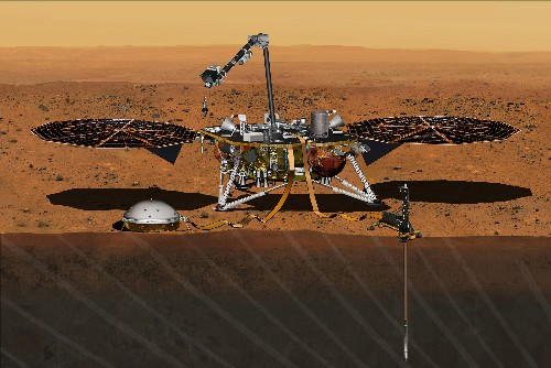 NASA's next mission to Mars is delayed at least two years