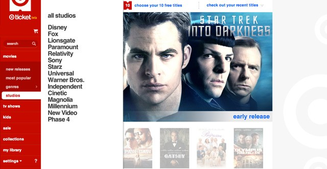 Target preparing to take on iTunes with 'Target Ticket' video-on-demand