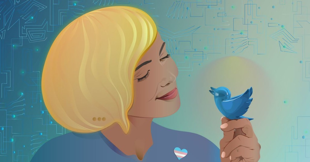 Trans Twitter and the beauty of online anonymity