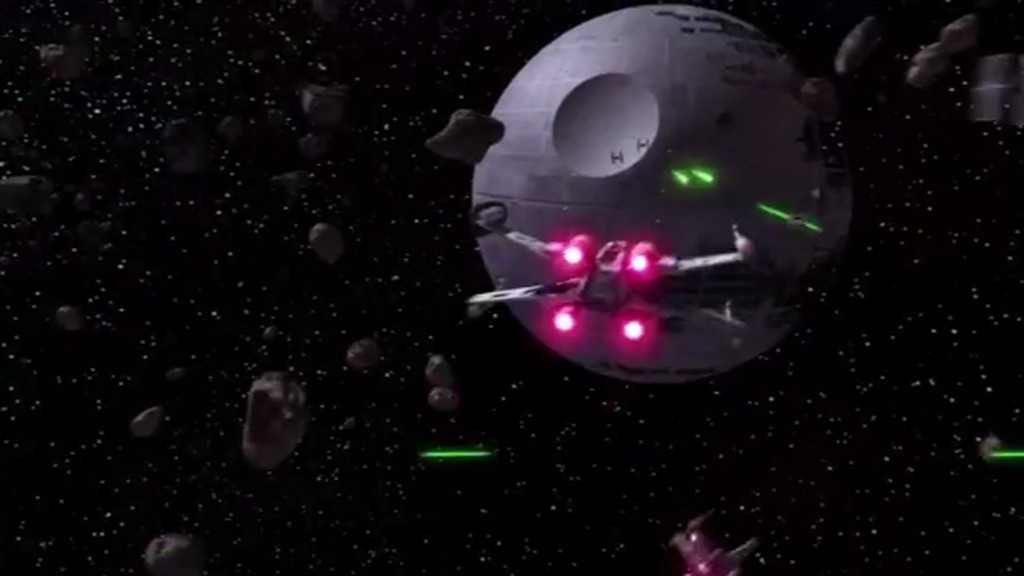 Two-hour video showcases the films that influenced 'Star Wars'