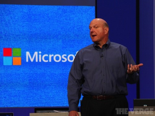 Microsoft board of directors recommends Gates and Ballmer for re-election