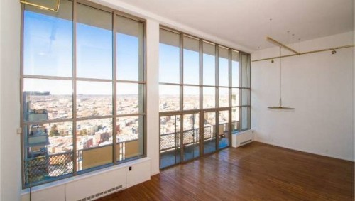 How much for an Art Museum bi-level condo with 4 bedrooms?