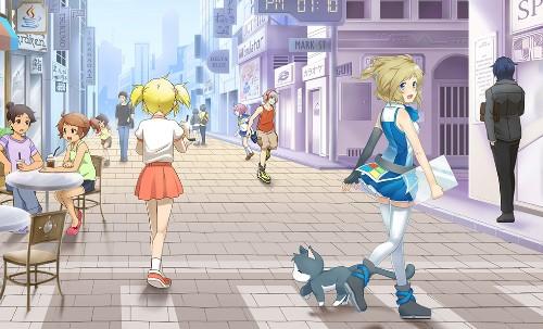 A visual history of Microsoft's anime fetish