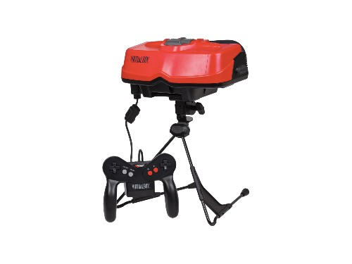 Nintendo is exploring VR again, 20 years after the Virtual Boy flop