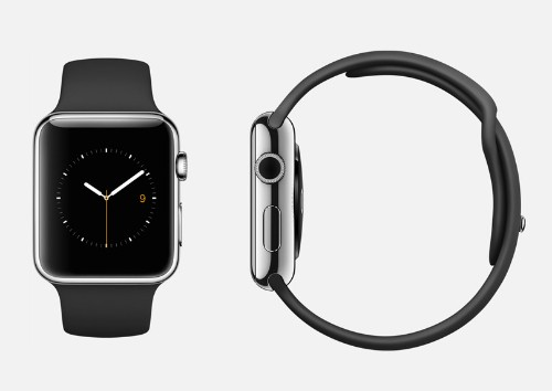 Here are all the ways to interact with the Apple Watch