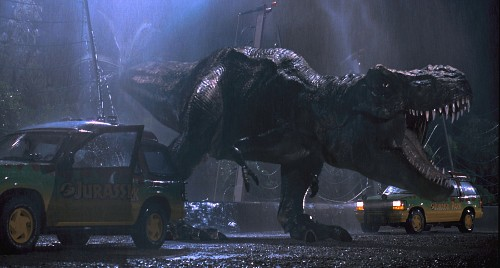 'Jurassic Park' coming to 3D Blu-Ray on April 23rd