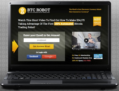 'Get rich quick' scams hit Bitcoin