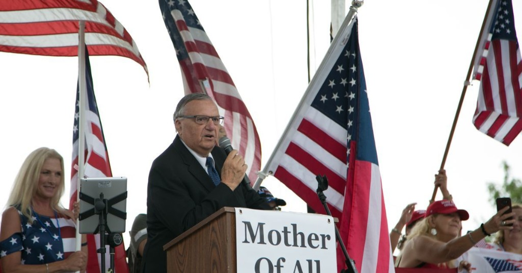 Joe Arpaio is running for sheriff again. It's one of 3 key primary races to watch in Arizona.