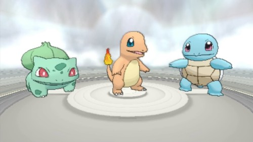 Which of the original starter Pokémon is the best?