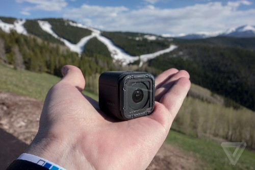 GoPro's Hero 4 Session is its smallest camera ever