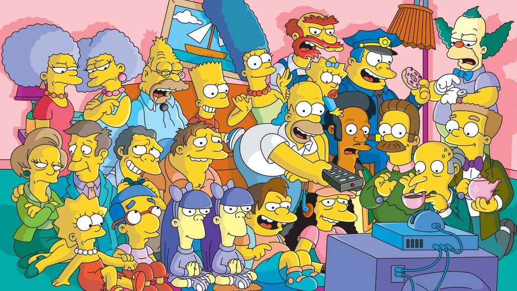 The Simpsons in original aspect ratio coming to Disney Plus on May 28th