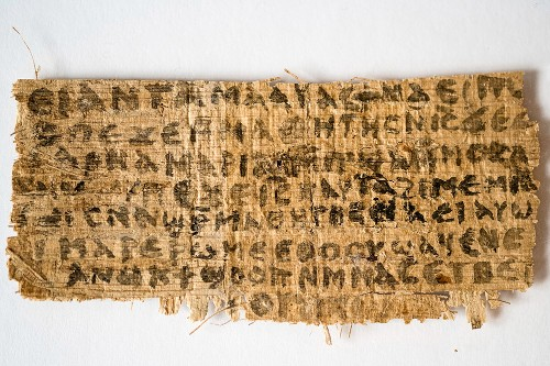 'Gospel of Jesus's Wife' likely isn't a modern forgery, scientists claim