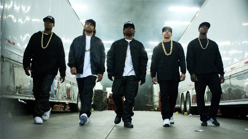Universal Pictures made different Straight Outta Compton trailers for different races