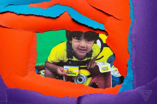YouTube's biggest star is a 5-year-old that makes millions opening toys
