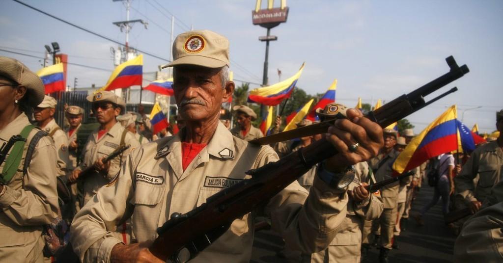 Trump's Venezuela military ultimatum: abandon Maduro or else