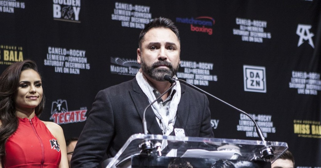 Should De La Hoya, Tyson and Holyfield be old enough to know better?