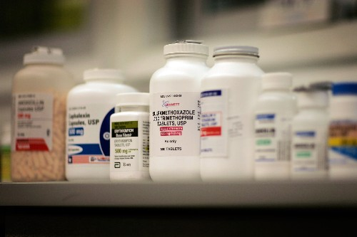 White House wants to nearly double funding to fight antibiotic resistance