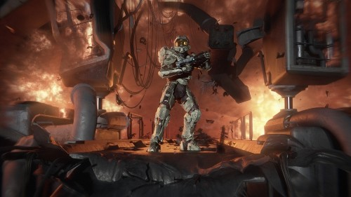 Remastered 'Halo' games reportedly coming to Xbox One this year