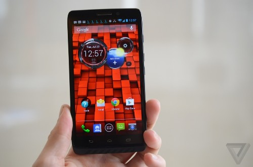 Ultra, Mini, and Maxx: hands-on with Verizon's newest, longest-lasting Droids