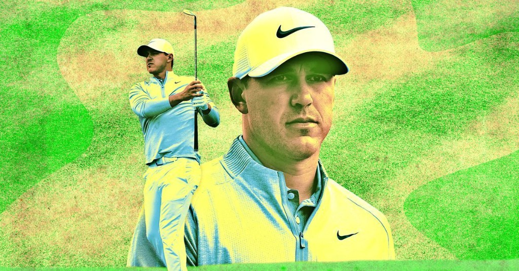 Brooks Koepka Is Appointment Viewing Now