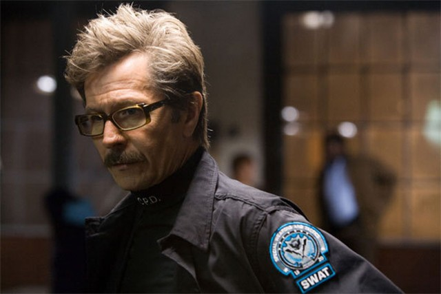 Commissioner Gordon is getting his own television series with 'Gotham'