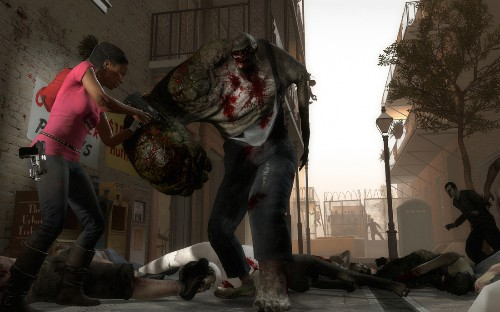 Free 'Left 4 Dead 2' is Valve's Christmas gift to you