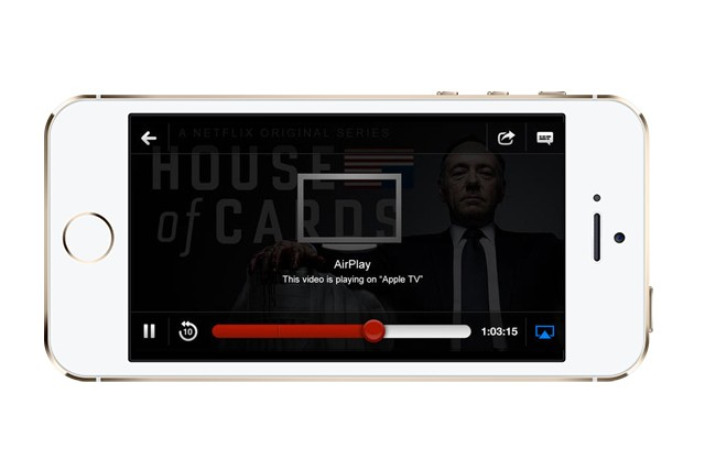 Netflix updates iOS app for HD streaming and AirPlay