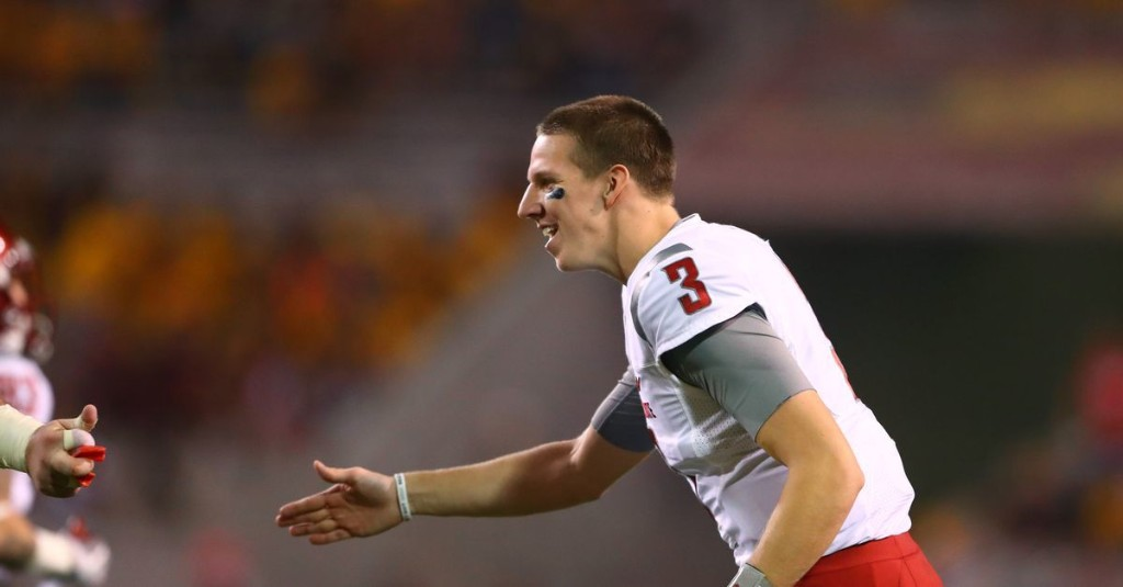 Washington State's Hilinski passes away in suspected suicide, police say