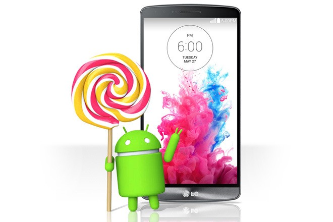 LG G3 will get Android Lollipop upgrade this coming week