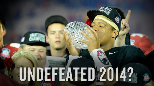 Daily Win: Florida State is your 2014 college football overlord