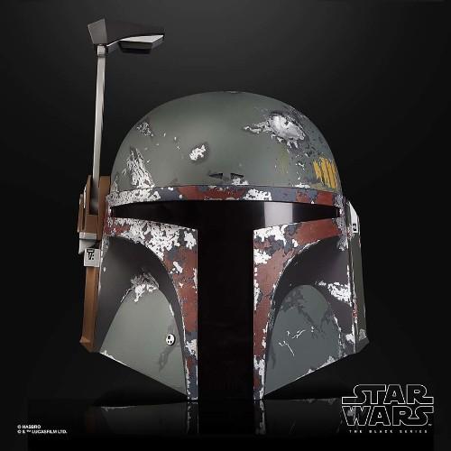 I wish Hasbro's new Boba Fett helmet was available when I was a kid