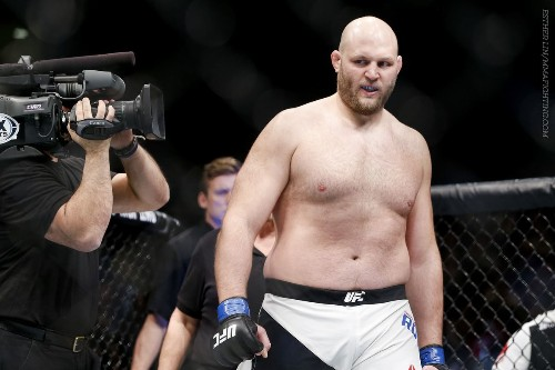 Ben Rothwell accepts two-year USADA sanction for failed drug test