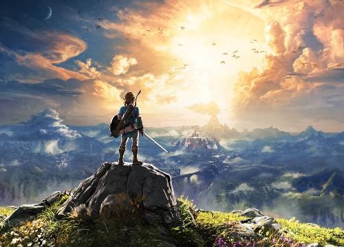 The Legend of Zelda: Breath of the Wild is Nintendo's Skyrim