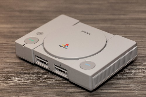 PlayStation Classic console is $39.99 at Walmart