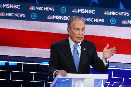 Mike Bloomberg is a disaster