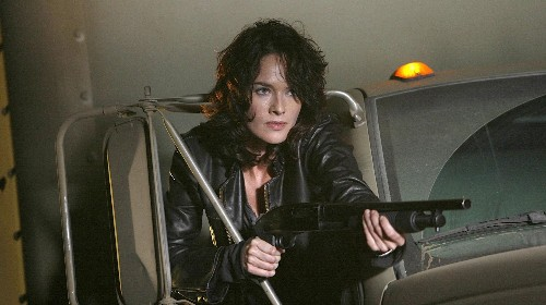 This weekend, watch Game of Thrones' Lena Headey fight Terminators
