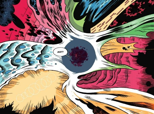 The best science fiction right now is happening in comics