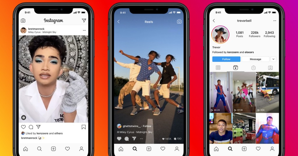 Instagram launches Reels, its attempt to keep you off TikTok