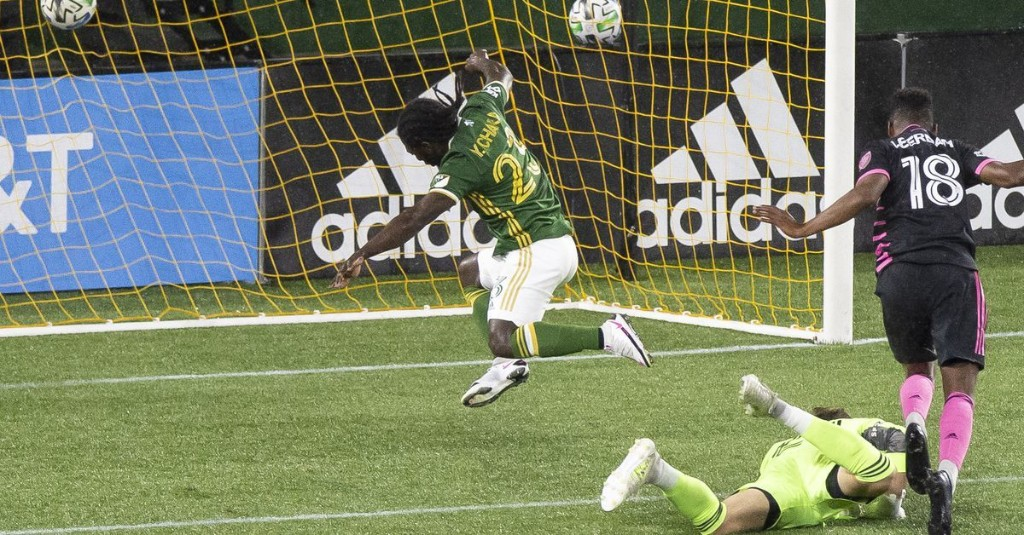 Sounders at Timbers, full time: Sounders rue missed chances, lose 1-0